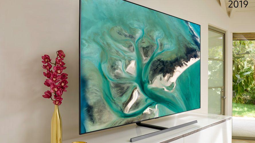 Alt om Samsungs 2019 QLED TV-er