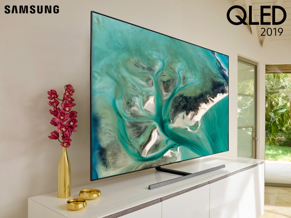 Alt om Samsungs 2019 QLED TV-er
