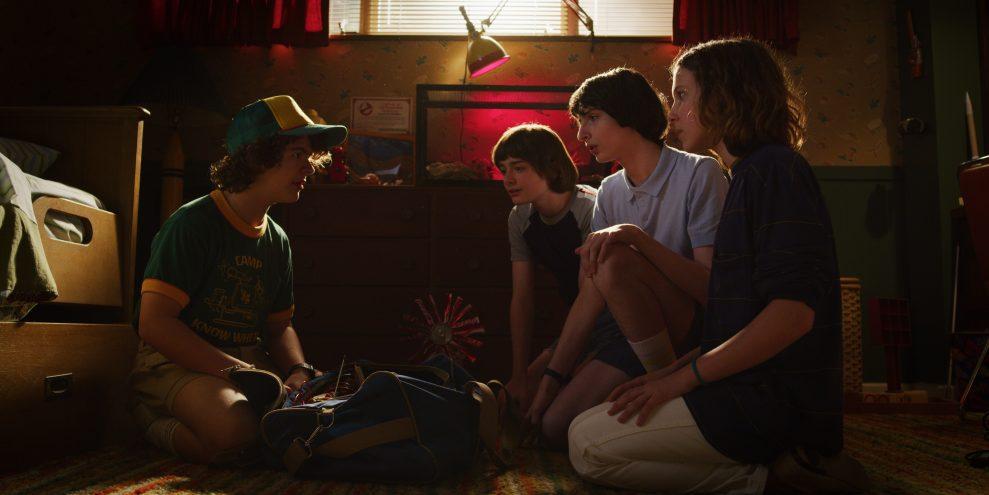 Stranger Things 3. sesong - første trailer ute!