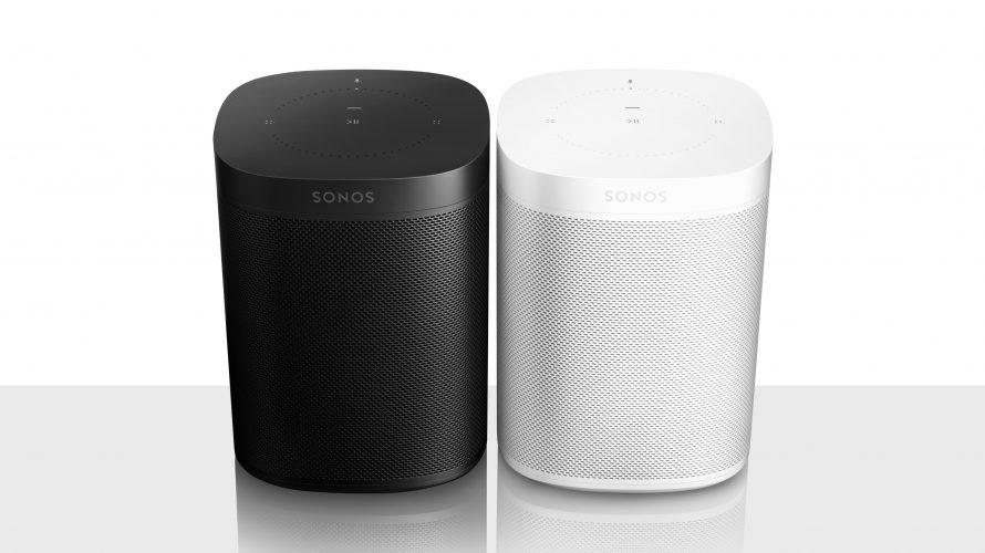 Sonos One får ny innmat