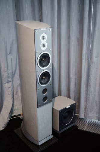 Audiovector R11 Raw