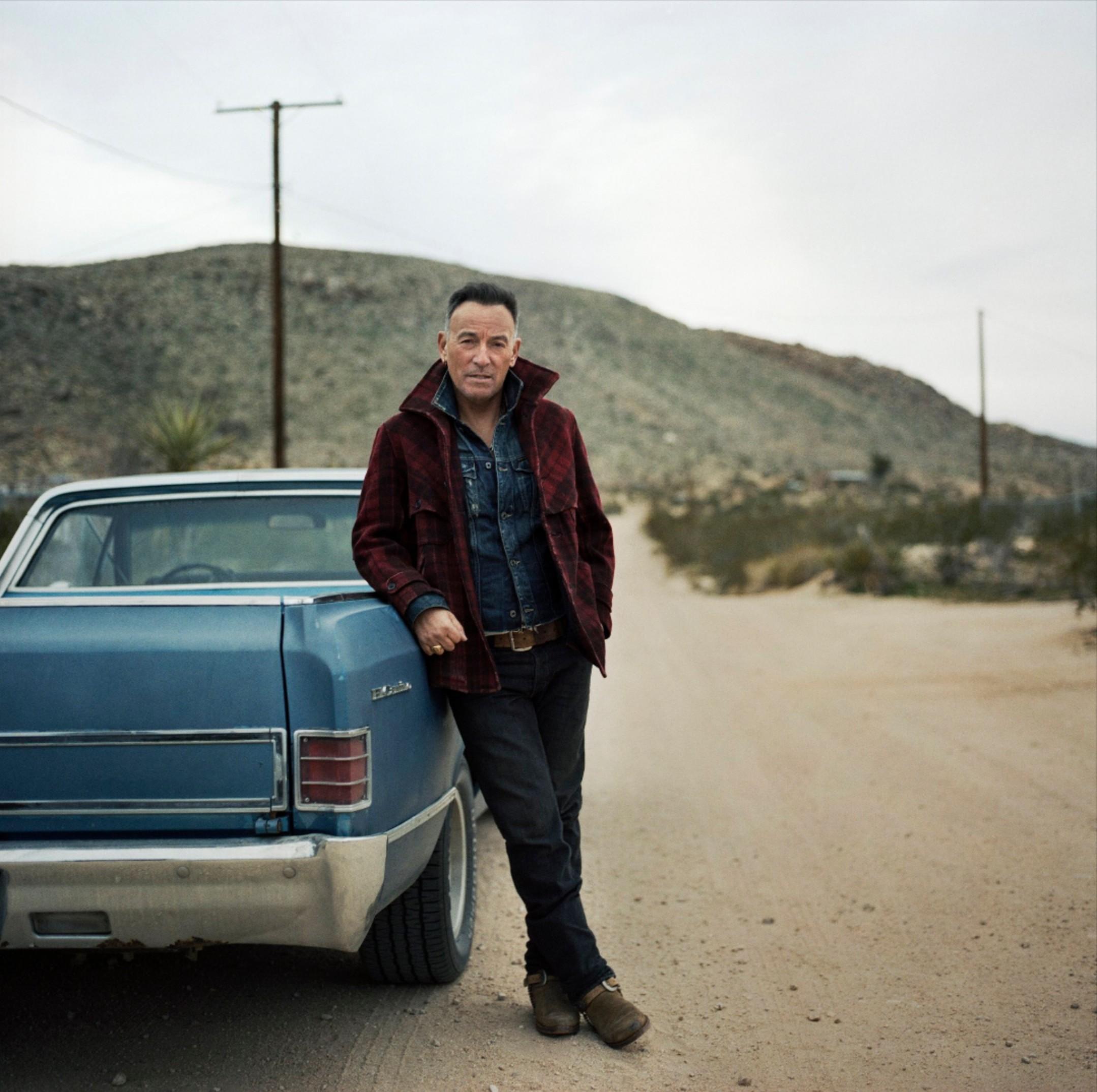 Bruce Springsteen. Han fyller 70 år om fem månader! Foto: Danny Clinch