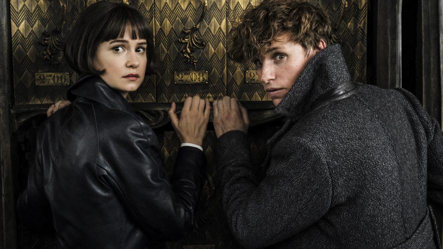 Fabeldyr 2: Grindelwalds forbrytelser