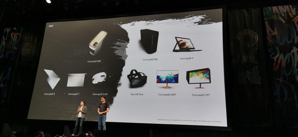 Acer går etter Apple
