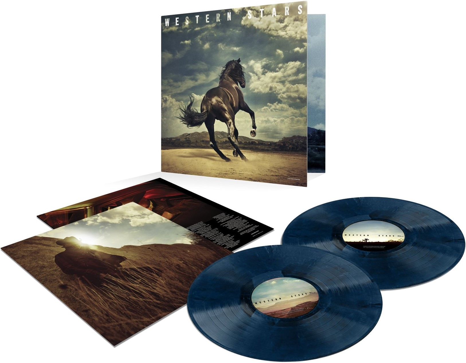 """Western Stars"""" är Springsteens 19:e studioalbum."""