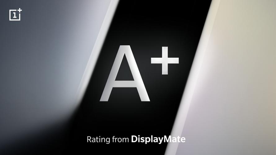 OnePlus 7 Pro får en av markedets beste mobilskjermer