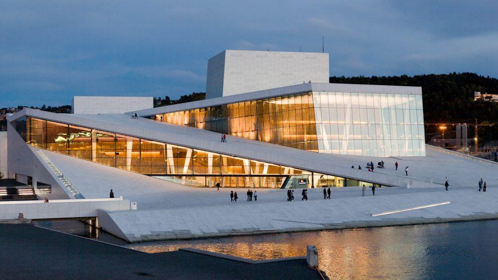 Oslo_Opera_by_night