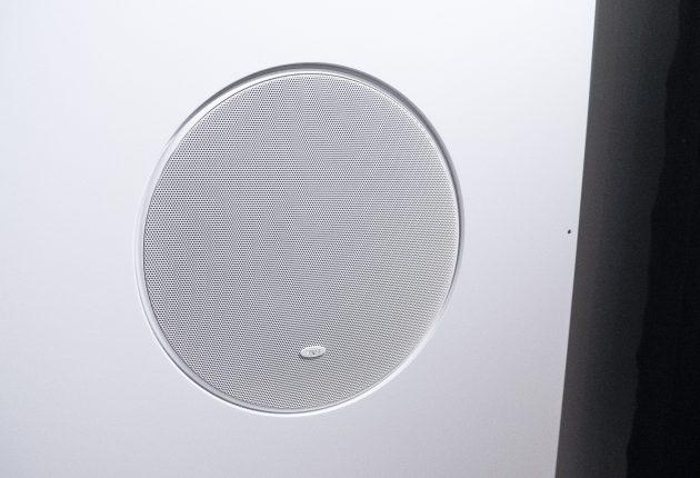 AVshop-høyttalerne bruker elementer fra KEF. Foto: Geir Gråbein Nordby
