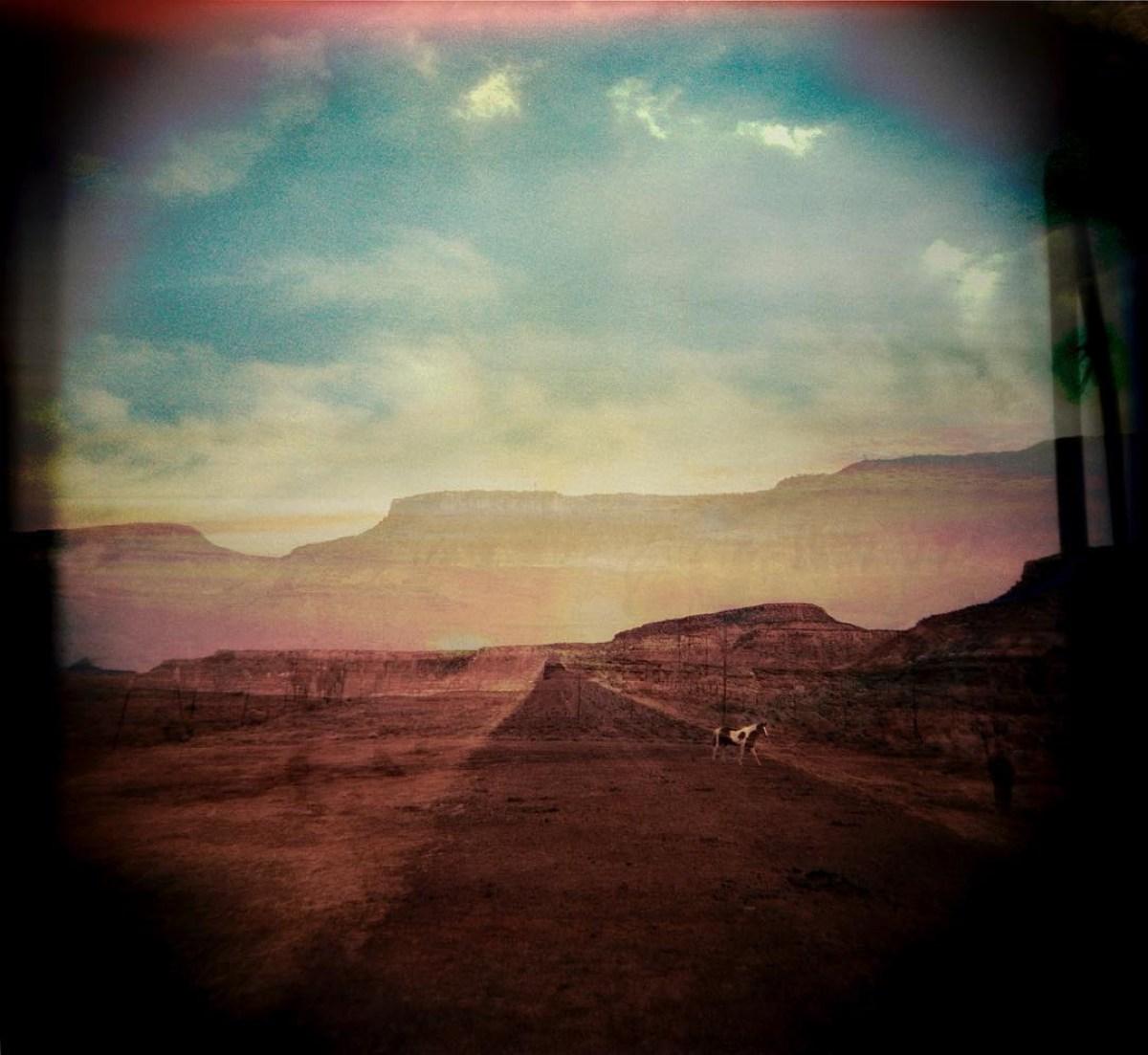 Western är centrum för Springsteens nya album. Foto: @springsteen (Twitter)