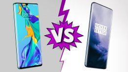 Kung Fu Fighting: Huawei P30 Pro vs. OnePlus 7 Pro