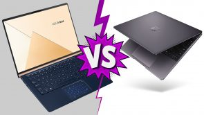 Asus Zenbook 13 vs. Huawei MateBook 13