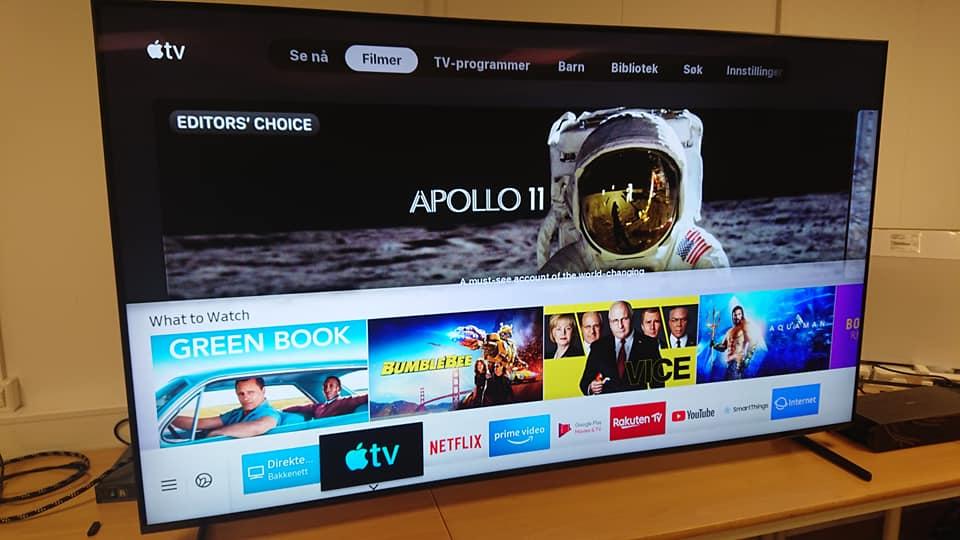 Apple TV app - Apples nye TV-app lansert i Norge - Lyd & Bilde