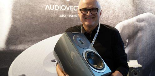 Audiovector slipper ny høyttalerserie