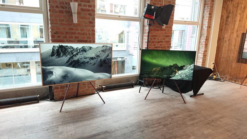 Samsung The Frame 3.0 klar for Norden