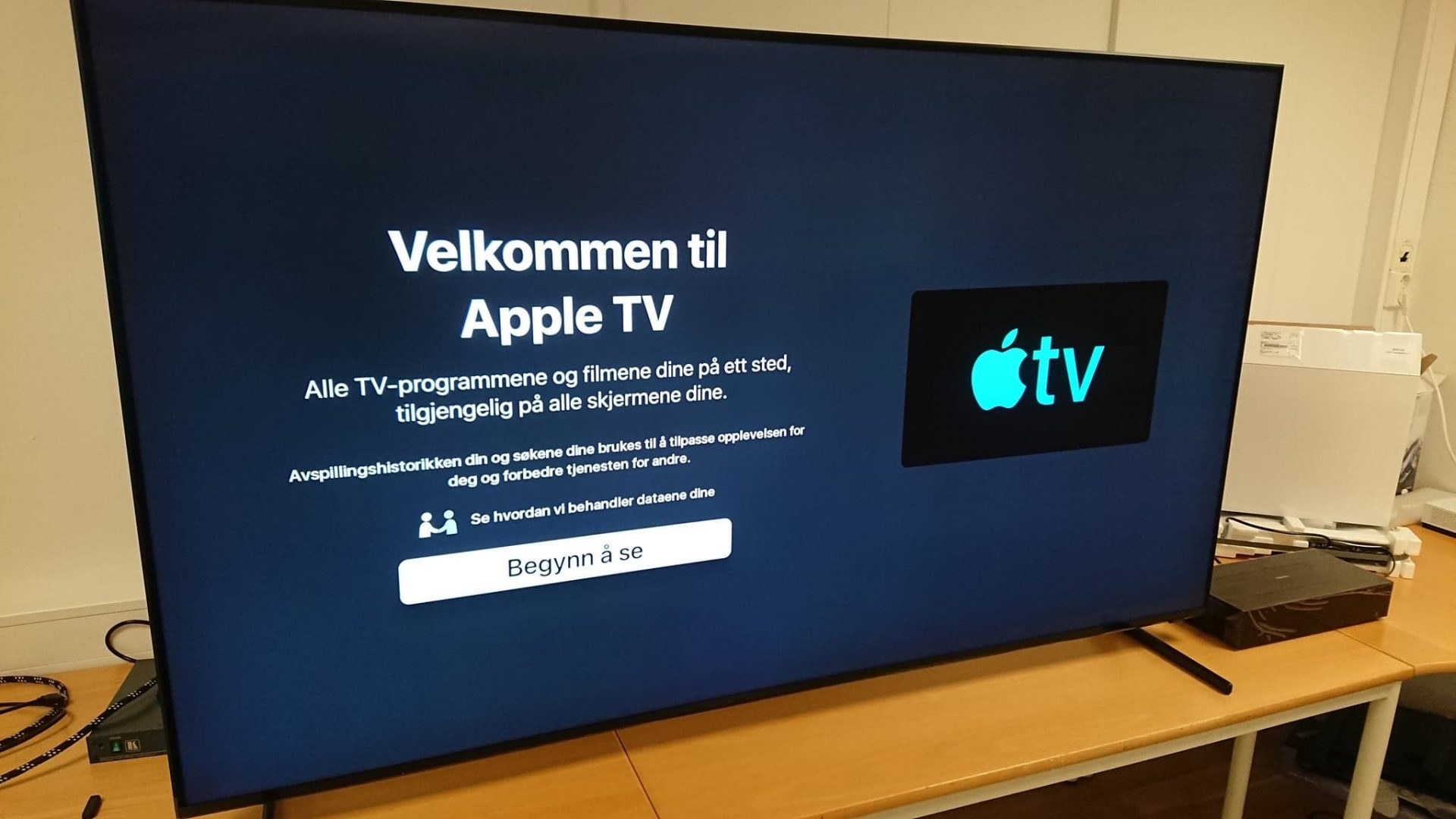 NEW: Apple TV app – Apple's new TV app launched in Norway