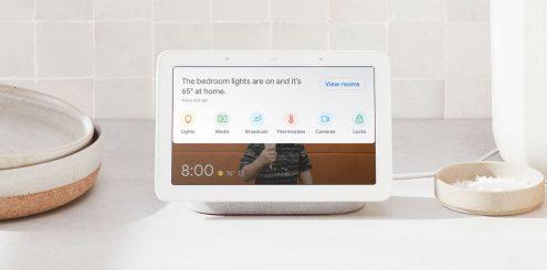 Google Nest Hub lanseres i Norge