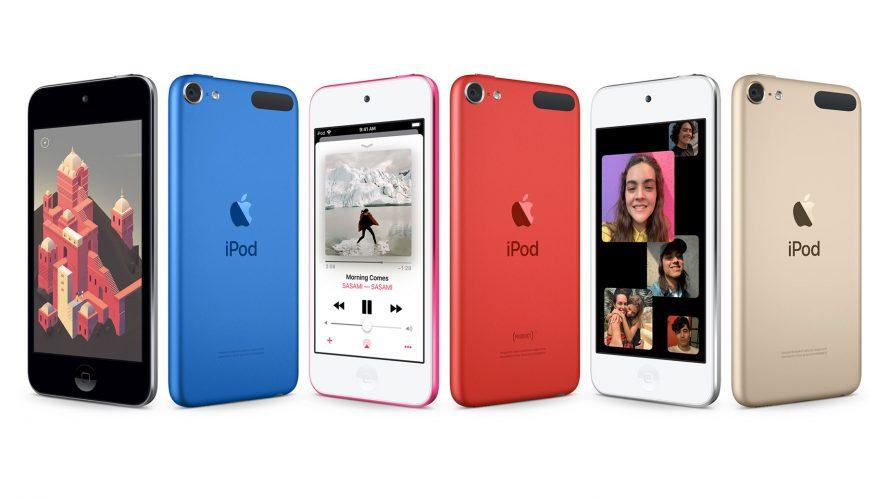 Se, en ny iPod