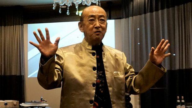 Ken Ishiwata takker av: Legenden forlater Marantz