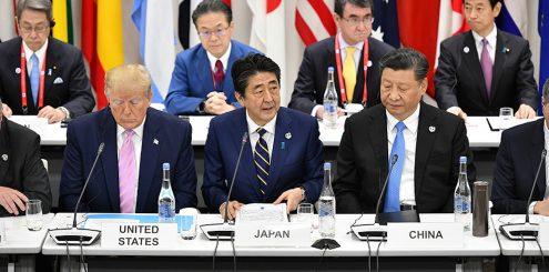 Trump: Nå får amerikanske selskaper likevel selge teknologi til Huawei