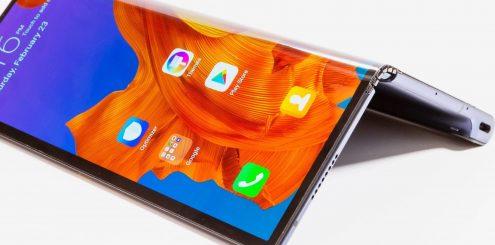 Huawei utsetter brettbar 5G-mobil