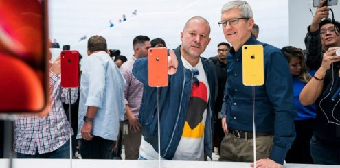 Jonathan Ive forlater Apple