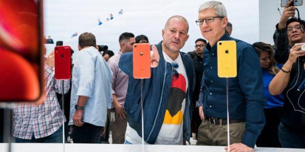 Jonathan Ive forlater Apple