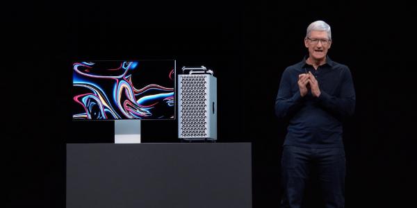 6K-skjerm og sinnsyk Mac Pro