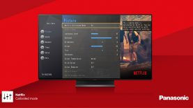 Panasonic går i Netflix-modus