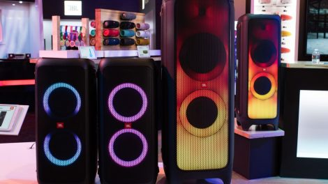 JBL skrur opp volumet med PartyBox 1000
