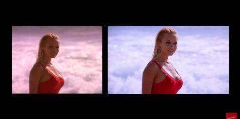 Baywatch gjør comeback i HD-drakt