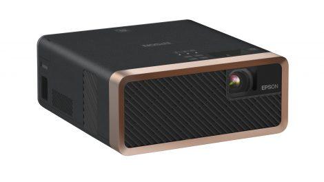 Kompakt laserprojektor for film og gaming