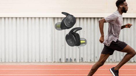 6 helt trådløse ørepropper