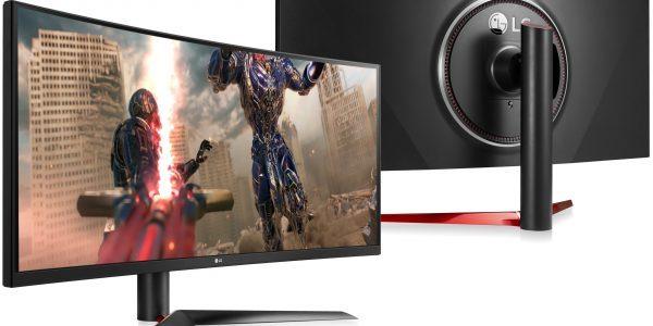 Lynraske gaming-skjermer fra LG