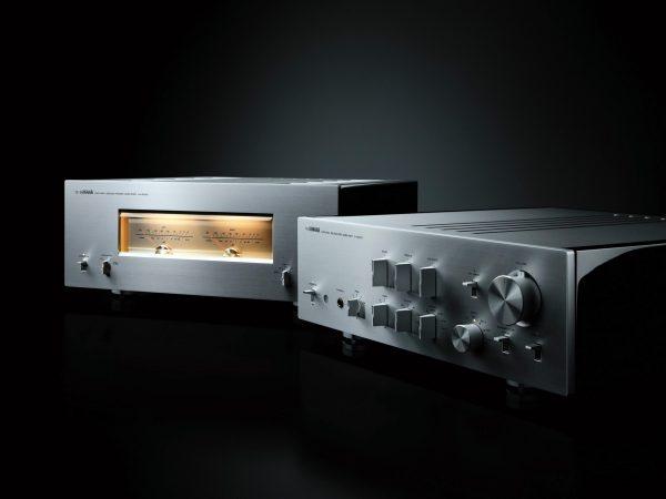Yamaha M-5000 og C-5000