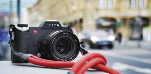 Kompakt Leica 50mm f2