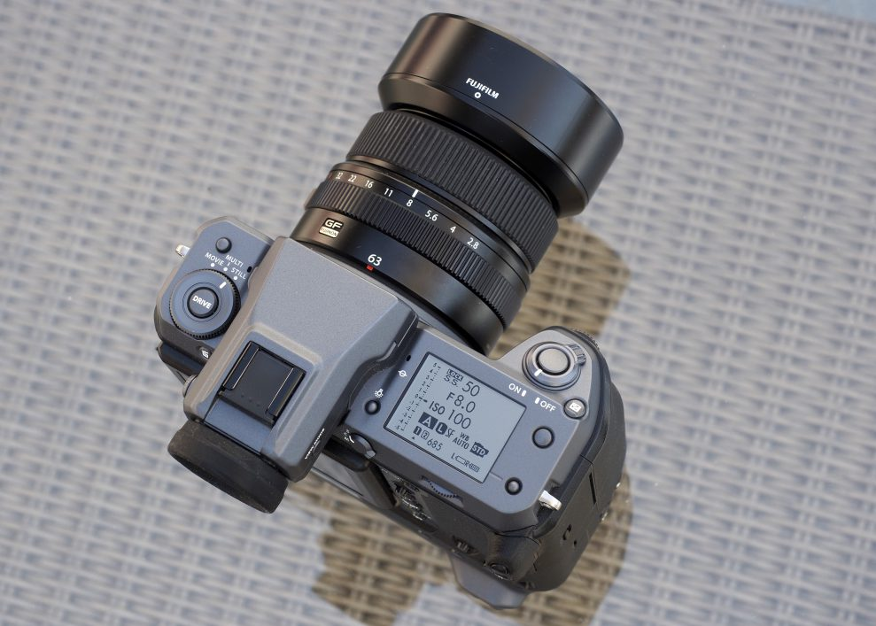 Fujifilm GFX100