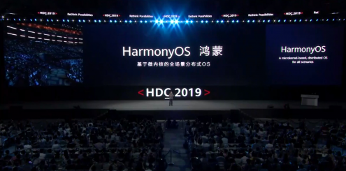 Huaweis nye operativsystem heter HarmonyOS