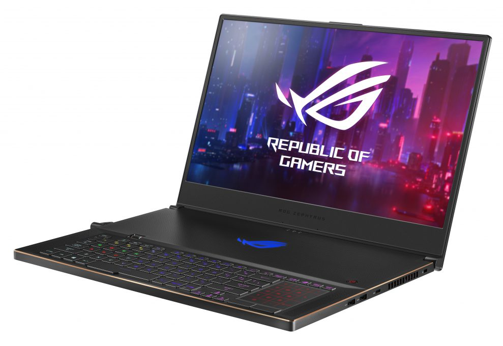 Asus ROG Zephyrus S (GX701-EV020T)