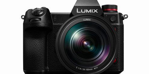 Panasonic Lumix S1H får pris