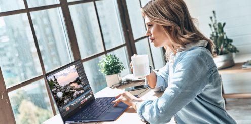 """IFA 2019: Acer Swift 5 er verdens letteste 14"""" bærbar"""