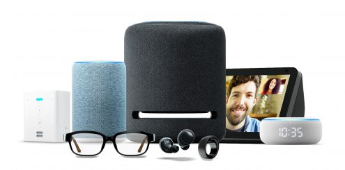 Amazon Echo new products