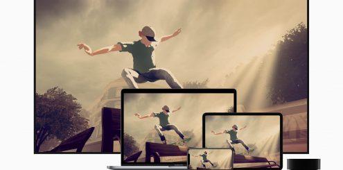 Nå er Apple leverandør av streaming og gaming
