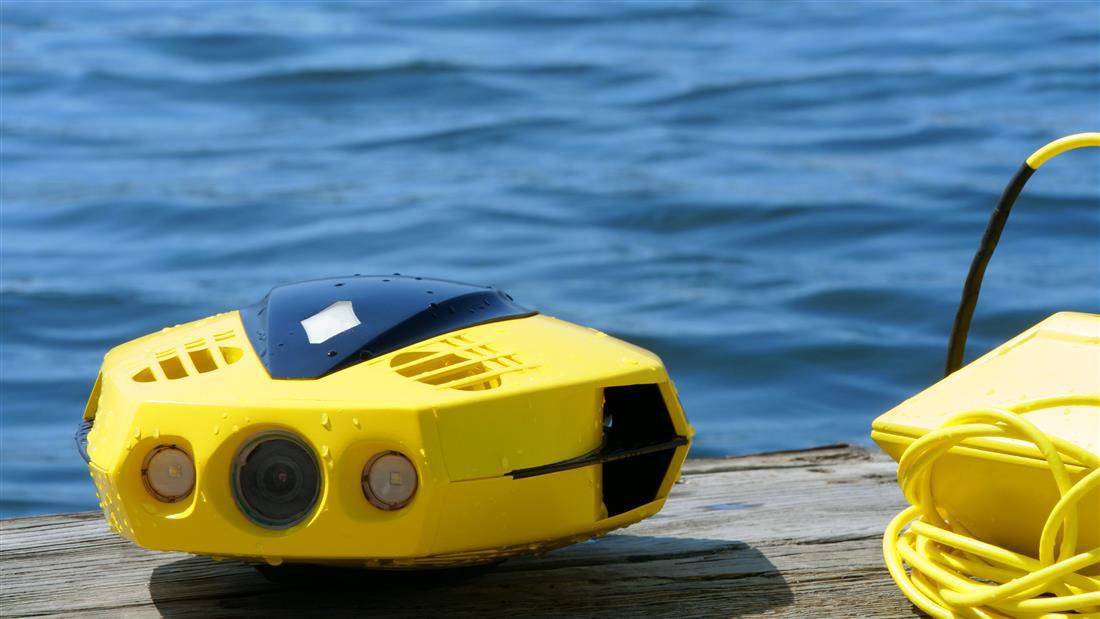 Drone 1 - Rimelig undervannsdrone