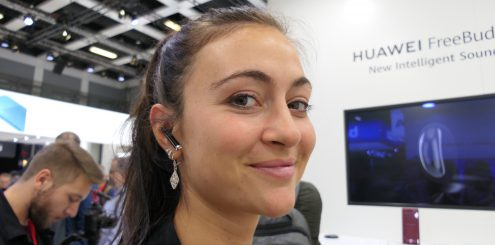 IFA 2019: Huawei FreeBuds 3 tar opp kampen mot Apples AirPods