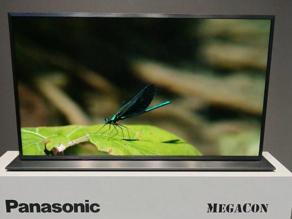 "IFA 2019: Ny Panasonic-TV med kodenavn ""MegaCon"" for mega kontrast!"