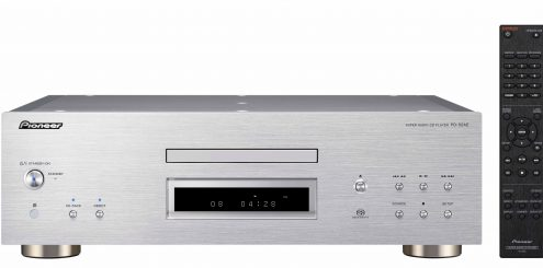 Pioneer PD-50AE front