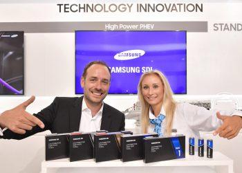 Samsung SDI batterier