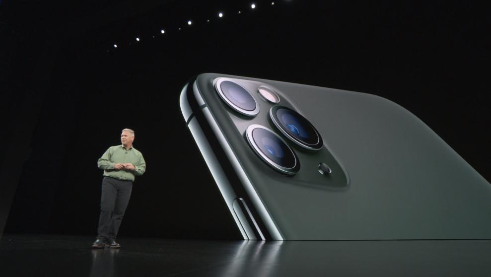 Her er nye iPhone