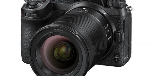 24mm og nytt Nikon proffkamera