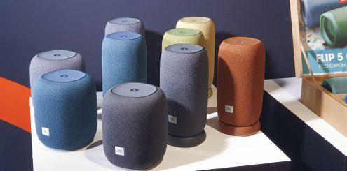 IFA 2019: Enkle Wi-Fi-høyttalere fra JBL